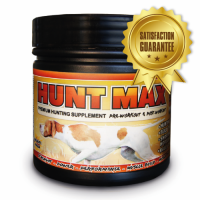 Hunt Max - Μυικό συμπλήρωμα για βελτίωση κυνηγητικών επιδόσεων 450gr