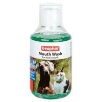 Mouth Wash-Στοματικό Διάλυμα Σκύλου-Γάτας 250ml