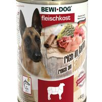 Bewi Dog Meat Selection Pate Αρνί 6x400gr
