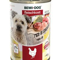 Bewi Dog Meat Selection Pate Κοτόπουλο 6x800gr