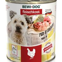 Bewi Dog Meat Selection Pate Κοτόπουλο 800gr