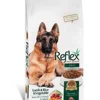 Reflex Adult Αρνί, Ρύζι & Λαχανικά 15Kg