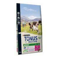Tonus Adult Dog Αρνί & Ρύζι 14Kg