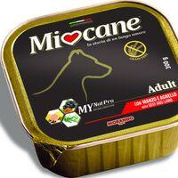 Δισκάκι ΜΙΟCANE Adult beef & lamb 300gr (6 τεμάχια)