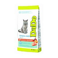 Dado Cat Sterilized Salmon 2kg