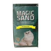 Άμμος Γάτας Magic Sand Bentonite 5kg