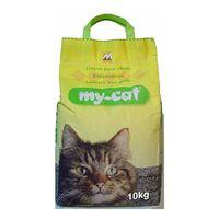Άμμος Γάτας My - cat απλή 10kg