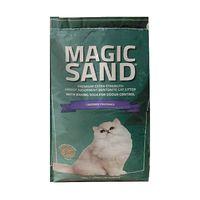 Άμμος Γάτας Magic Sand Bentonite Αρωματική 5kg