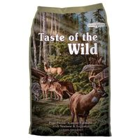 Tatse of the Wild Pine Forest Canine με ελάφι και όσπρια 13Kg