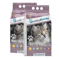 Άμμος Γάτας Bentysandy λεβάντα 5L