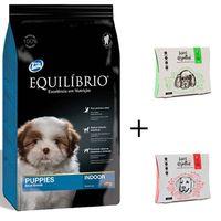 Equilibrio Puppies Small Breeds 7.5Kg + ΔΩΡΟ αντιπαρασιτικό περιλαίμιο