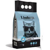 Άμμος γάτας Lindocat - clumping soaply 5kg με άρωμα φρεσκάδας