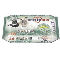 Υγρά μαντηλάκια καθαρισμού Amoremio Aloe Vera (36 τεμάχια)