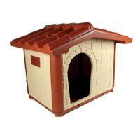 Σπίτι σκύλου (Διαστάσεις 60cm*50cm*41cm)
