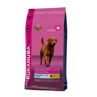 Eukanuba Weight Control Large Breed Κοτόπουλο 12Kg