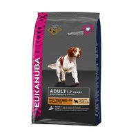 Eukanuba Adult Small & Medium Breed Αρνί και Ρύζι 12Kgr