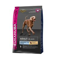 Eukanuba Adult Large Breed Αρνί και Ρύζι 12Kgr