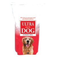 Ultra Menu Dog 18kg Πλήρης και ισορροπημένη τροφή για ενήλικους σκύλους 18Kg