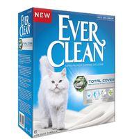 Άμμος Γάτας Ever Clean Total Cover 6L