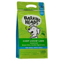 Barking Heads Small Chop Lickin Lamb 1.5kg