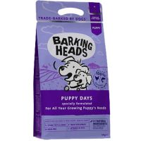 Barking Heads Puppy Days Chicken & Salmon 2kg + ΔΩΡΟ Λάδι σολoμού 100ml