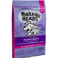Barking Heads Puppy Days Large Breeds 12kg