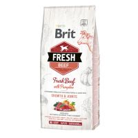 Brit Fresh Beef Junior Large Growth & Joints 12kg