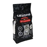 Άμμος γάτας Catzone Clumping -Φυσική 10Kg