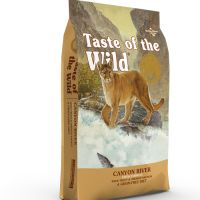 Taste Of The Wild Canyon River Feline Με Σολομό & Πέστροφα 2Kg