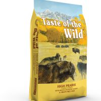 Taste of the Wild High Praire Canine με βίσονα και ψητό ελάφι 12.2Kg