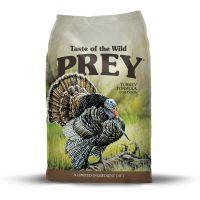 Taste of the Wild Prey με γαλοπούλα 11.34kg