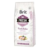 Brit Fresh Chicken Junior Healthy Growth 12kg
