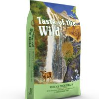 Taste of the Wild Rocky Mountain Cat με Ελάφι και Σολομό 2kg
