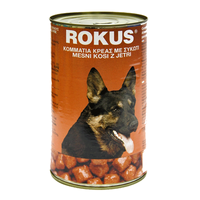 Rokus Κονσέρβα Σκύλου με Συκώτι 1.250gr