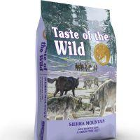 Taste of the Wild Sierra Mountain Canine με ψητό αρνί 12.2Kg