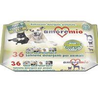 Υγρά μαντηλάκια καθαρισμού Citronella σώμα και πατούσες (36 τεμάχια)