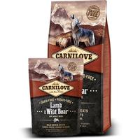 Carnilove Adult Lamb & Wild Boar 12kg+1.5kg ΔΩΡΟ