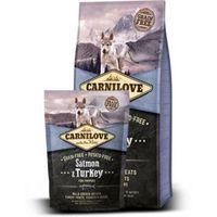 Carnilove Puppy Salmon & Turkey 12kg+1.5kg ΔΩΡΟ
