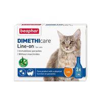 Dimethicare line για γάτες (3 x 1ml)