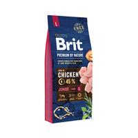 Brit Premium By Nature Junior Large 3kg