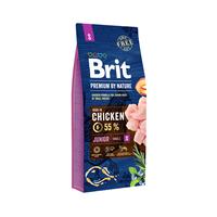 Brit Premium By Nature Junior Small 8kg