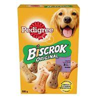 Σνακ PEDIGREE Biscrok σκύλου (500g)