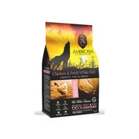 Ambrosia Grain Free Puppy Regular Chicken & Fish 12Kg