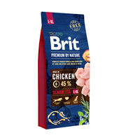 Brit Premium By Nature Senior Large & Extra Large 15kg