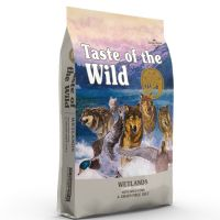 Taste of the Wild Wetlands Canine με άγρια πουλερικά 12.2Kg