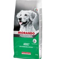 Morando Professional Dog Adult mix Κρεάτων με Λαχανικά 15kg