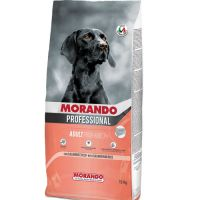 Morando Professional Dog Adult Pro Age 7+ Σολομός και Ρύζι 15kg