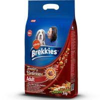 Brekkies Adult Delicius Beef 12kg
