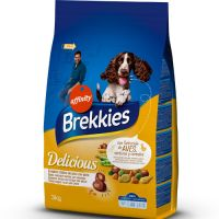 Brekkies Adult Delicius Poultry 12kg