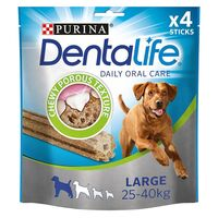 Purina Dentalife Large (4τμχ) 142gr